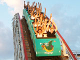Playland Dragon Coaster