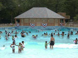 Willson's Woods wave pool