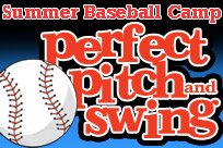 Perfect Pitch and Swing Camp