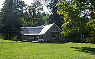 Trailside Nature Museum at Ward Pound Ridge Reservation