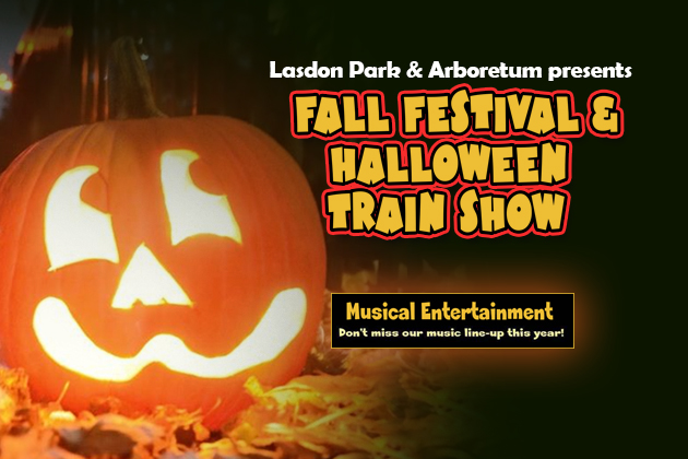 Fall Festival and Halloween Train Show
