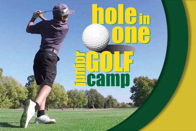 Hole-in-One Junior Golf Camp