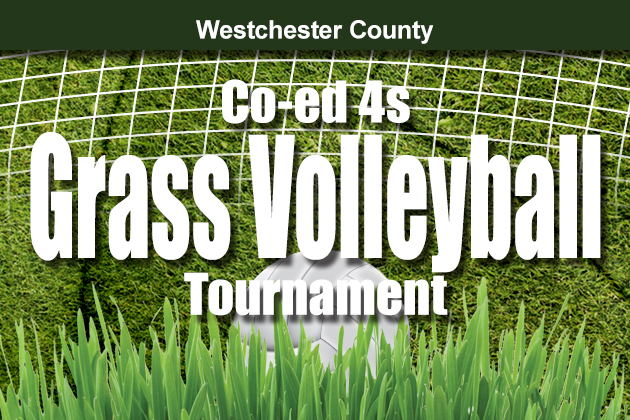 Coed Grass Volleyball Tournament