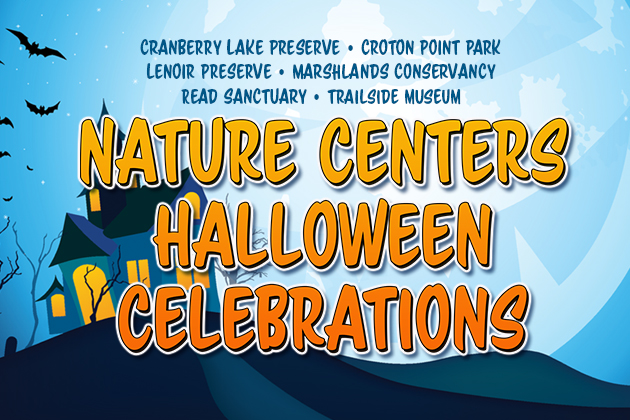 Nature Centers Halloween Celebrations