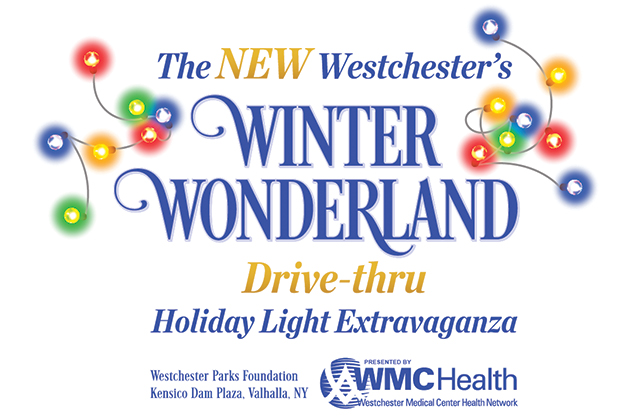 The New Westchesters Winter Wonderland Drive-thru Holiday Light Extravaganza