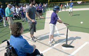 Miracle Field at Ridge Road Park