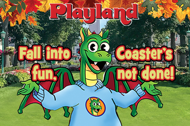 Playland Extended Season