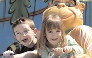 Kids at Playland